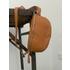 Tasche Crossover Gürteltasche aus Leder in cognac